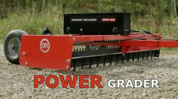 DR Power Grader TV Spot, 'Obstacle Course: Product Catalog'