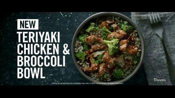 Panera Bread Teriyaki Chicken and Broccoli Bowl TV Spot, 'Raise the Bar' - Thumbnail 4