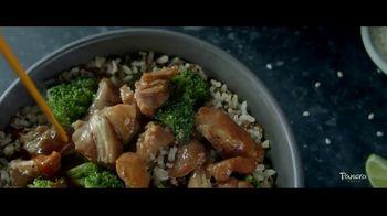 Panera Bread Teriyaki Chicken and Broccoli Bowl TV Spot, 'Raise the Bar'