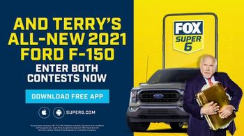 FOX Bet Super 6 TV Spot, 'Divisional Games: $500,000 and F-150' Feat. Terry Bradshaw, Howie Long - Thumbnail 10