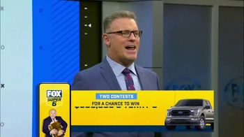 FOX Bet Super 6 TV Spot, 'Divisional Games: $500,000 and F-150' Feat. Terry Bradshaw, Howie Long - 55 commercial airings