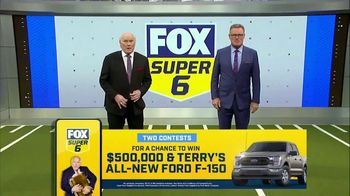 FOX Bet Super 6 TV Spot, 'Divisional Games: $500,000 and F-150' Feat. Terry Bradshaw, Howie Long - Thumbnail 4