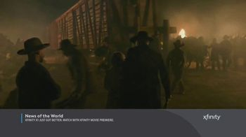 XFINITY On Demand TV Spot, 'News of the World' - Thumbnail 4