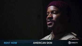 DIRECTV Cinema TV Spot, 'American Skin' - 6 commercial airings