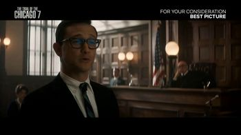 Netflix TV Spot, 'The Trial of the Chicago 7' - Thumbnail 3