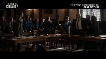 Netflix TV Spot, 'The Trial of the Chicago 7' - Thumbnail 6