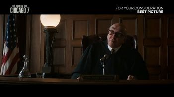 Netflix TV Spot, 'The Trial of the Chicago 7' - Thumbnail 8
