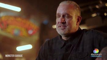 Discovery+ TV Spot, 'Monster Garage' - Thumbnail 2