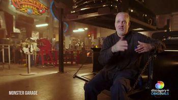 Discovery+ TV Spot, 'Monster Garage' - Thumbnail 5