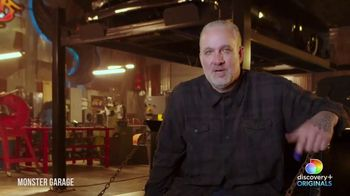 Discovery+ TV Spot, 'Monster Garage' - Thumbnail 7