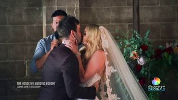 Discovery+ TV Spot, 'The House My Wedding Bought' - 4 commercial airings