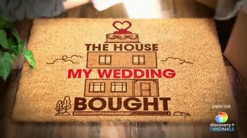 Discovery+ TV Spot, 'The House My Wedding Bought' - Thumbnail 3