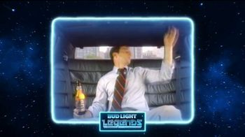 Bud Light TV Spot, 'Legends: Limo' Featuring Eddie Jemison, Ian Gomez - Thumbnail 5
