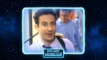Bud Light TV Spot, 'Legends: Limo' Featuring Eddie Jemison, Ian Gomez - 2 commercial airings