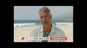 SuperBeets TV Spot, 'NO DANA SB V2' Featuring Dr. Michael Lardon, Hunter Kemper