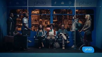 Philo TV Spot, 'Live Television: 60+ Channels'