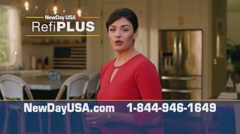 NewDay USA RefiPLUS TV Spot, 'Important News: Lower Rates and Cash' - 756 commercial airings
