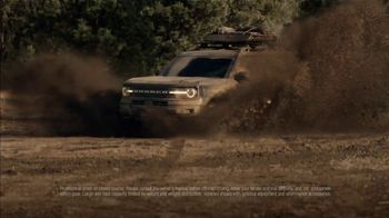 2021 Ford Bronco Sport TV Spot, 'Go There' [T1] - Thumbnail 4