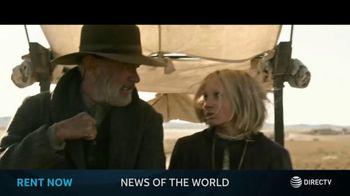 DIRECTV Cinema TV Spot, 'News of the World' - 55 commercial airings