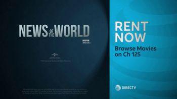 DIRECTV Cinema TV Spot, 'News of the World' - Thumbnail 9