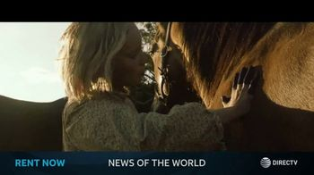 DIRECTV Cinema TV Spot, 'News of the World' - Thumbnail 3