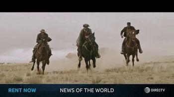 DIRECTV Cinema TV Spot, 'News of the World' - Thumbnail 4