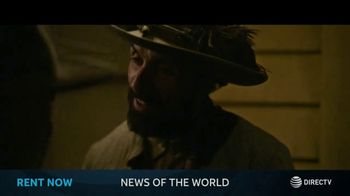 DIRECTV Cinema TV Spot, 'News of the World' - Thumbnail 5
