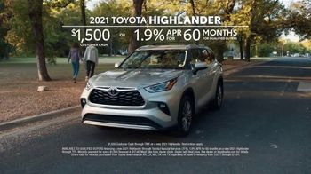 2021 Toyota Highlander TV Spot, 'Time for a Change' [T2] - Thumbnail 8