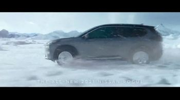 2021 Nissan Rogue TV Spot, 'When I Was Your Age: Snow Mode' [T2] - Thumbnail 3
