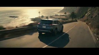 2021 Nissan Rogue TV Spot, 'When I Was Your Age: Snow Mode' [T2] - Thumbnail 6