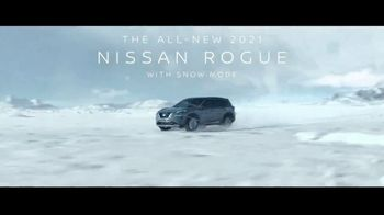 2021 Nissan Rogue TV Spot, 'When I Was Your Age: Snow Mode' [T2] - Thumbnail 8