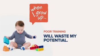 Society for Human Resource Management TV Spot, 'When I Grow Up' - Thumbnail 2