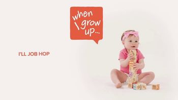 Society for Human Resource Management TV Spot, 'When I Grow Up'