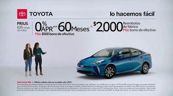 2021 Toyota Prius TV Spot, '¿Qué es eso?: Prius' [Spanish] [T2] - Thumbnail 6