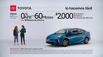 2021 Toyota Prius TV Spot, '¿Qué es eso?: Prius' [Spanish] [T2] - Thumbnail 8