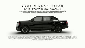 2021 Nissan Titan TV Spot, 'Get the Job Done' [T2] - Thumbnail 6