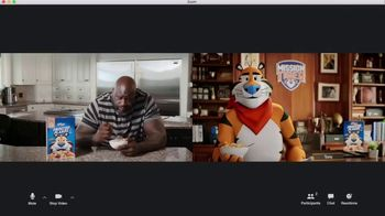 Frosted Flakes TV Spot, 'Mission Tiger: Tit-for-Tat' Featuring Shaquille O'Neal