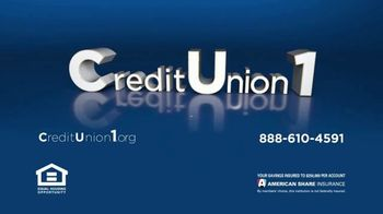 Credit Union 1 TV Spot, 'Pre-Approved in One Day' - Thumbnail 9