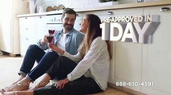 Credit Union 1 TV Spot, 'Pre-Approved in One Day'