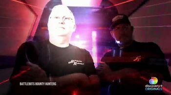 Discovery+ TV Spot, 'Battlebots: Bounty Hunters' - Thumbnail 5
