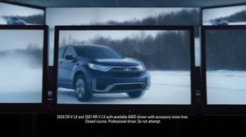 Happy Honda Days Sales Event TV Spot, 'Serious: CR-V and HR-V' [T2] - Thumbnail 3