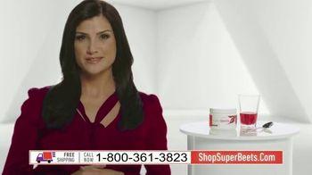 SuperBeets TV Spot, 'Superfood Orig Blood Pressure Energy Support V5' Ft. Dana Loesch, Hunter Kemper
