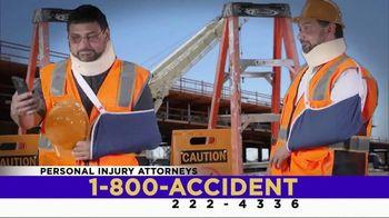 1 800 Accident TV Spot, 'Twins'
