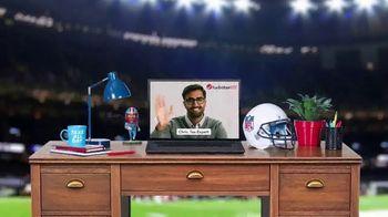 TurboTax Live TV Spot, 'NFL Divisional Round: Sports Desk' - Thumbnail 3