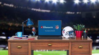 TurboTax Live TV Spot, 'NFL Divisional Round: Sports Desk' - Thumbnail 4