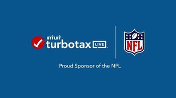 TurboTax Live TV Spot, 'NFL Divisional Round: Sports Desk' - Thumbnail 6