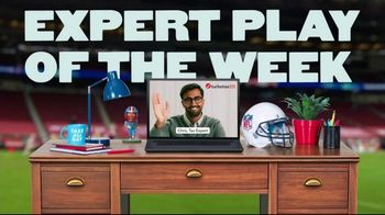 TurboTax Live TV Spot, 'Expert Play of the Week: Henry Ruggs' - 2 commercial airings