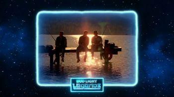 Bud Light TV Spot, 'Legends: Fishing Trip' Featuring Rob Roy Fitzgerald - Thumbnail 2