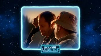 Bud Light Legends TV Spot, 'Fishing Trip'