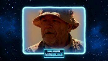 Bud Light TV Spot, 'Legends: Fishing Trip' Featuring Rob Roy Fitzgerald - Thumbnail 5